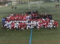 サイドワインダーズさん、神戸大学さん合同練習 - 大阪大学 アメリカンフットボール部 TRIDENTS