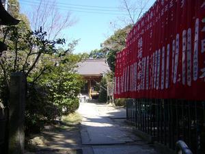 枚方市の神社 意賀美神社 - レトロな建物を訪ねて