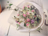4月の1dayレッスンのお知らせです - driedflower arrangement ✦︎ botanical accessory ✦︎ yukonanai ✦︎ gland*
