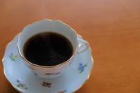阿闍梨餅と休日のコーヒータイム - まほろば日記