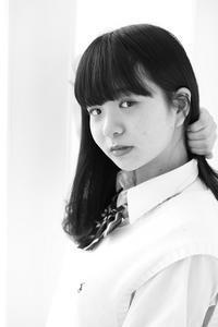 川本好華ちゃん29 - モノクロポートレート写真館