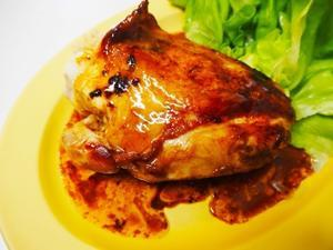 鶏むね肉のレモンバター - sobu 2