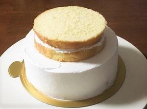 いちごのバースデーケーキ♪ - la la la kitchen 2 ♪