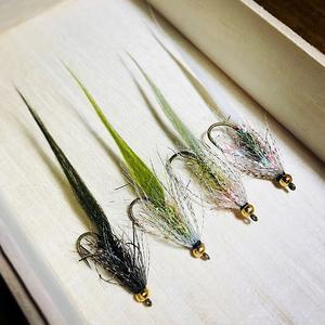 <Episode #444> Beadhead Streamer Variant - slow fishing ver.2