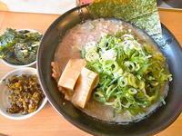 京都市 濃厚ドロ系豚骨ラーメン 驚麺屋 - 転勤日記
