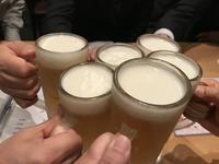 月曜から送別会飲み。 - よく飲むオバチャン☆本日のメニュー