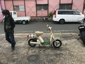 久々にアキヤンさん登場 - JET CUSTOM CYCLESのカスタムバイク日誌