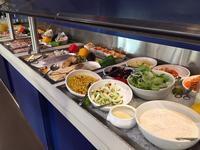 ノボテル ダカールでの朝食 - せっかく行く海外旅行のために