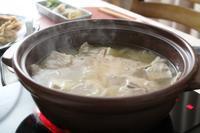 新たまねぎの鍋 - 登志子のキッチン