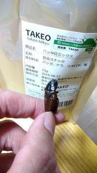 自動販売機で売ってた昆虫を食べました - スクール809 熊本県荒尾市の個別指導の学習塾です