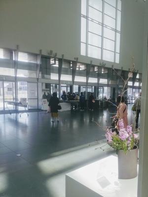 マリンメッセ福岡展示会終了 - 花器工房日記