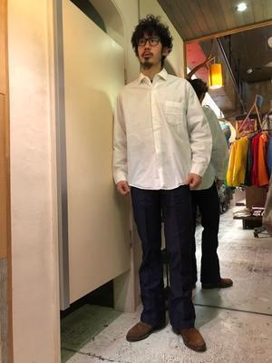 万能なネイビーカラーのミリタリートラウザー!!(マグネッツ大阪アメ村店) - magnets vintage clothing コダワリがある大人の為に。