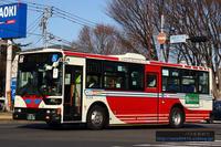 (2019.1) 関東バス・B1316 - バスを求めて…