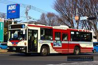 (2019.1) 関東バス・B1137 - バスを求めて…
