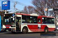 (2019.1) 関東バス・B1441 - バスを求めて…