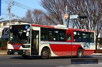 (2019.1) 関東バス・B1417 - バスを求めて…