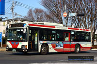 (2019.1) 関東バス・B1802 - バスを求めて…