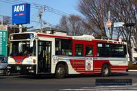 (2019.1) 関東バス・B1136 - バスを求めて…