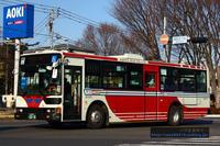 (2019.1) 関東バス・B1313 - バスを求めて…