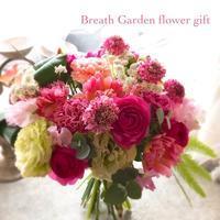 120%の気持ちで - 花雑貨店 Breath Garden *kiko's  diary*