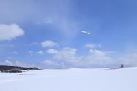 自由な空と雲とのほほぉーーーん~旭川空港~ - 自由な空と雲と気まぐれと ~from 旭川空港~