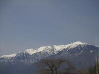 いつも山の中の木曽路へ3月26日(火) - 雲居