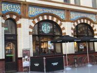 コーヒー@スターバックス、マンチェスター・ヴィクトリア駅/Starbucks, Manchester Victoria Station(マンチェスター) - イギリスの食、イギリスの料理&菓子