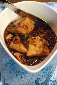 麻婆豆腐と肉味噌作り・桜あんぱん - KICHI,KITCHEN 2