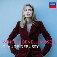 Debussy: Preludes Book 1,Suite Bergamasque@Vanessa Benelli Mosell - MusicArena