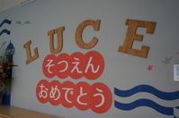 【千葉新田町】卒園式 - ルーチェ保育園ブログ  ● ルーチェのこと ●