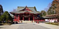 笠間稲荷神社へ - ライフ薬局(茨城県神栖市)ウェブログ