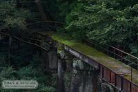 大臣森林鉄道鉄橋跡-2 - Mark.M.Watanabeの熊本撮影紀行