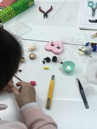 本日樹脂粘土講座開催しました! - 入会キャンペーン実施中!!みんなのパソコン&カルチャー教室 北野田校のブログ