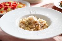 ロマネスコとあさりのリゾット - 登志子のキッチン