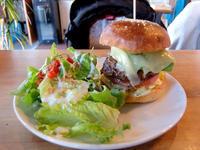 BROWN FLAVOR cafe & food(桑名市)#8 - avo-burgers ー アボバーガーズ ー