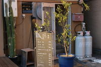 カフェ「雨降り 喫茶と民藝」 - キラキラのある日々