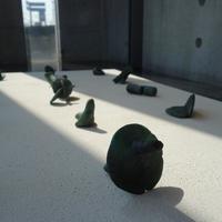 内田鋼一 展「それぞれのカタチ…Ⅳ」開催中です - 工房IKUKOの日々