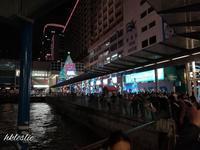 尖沙咀碼頭→宿 - 香港貧乏旅日記 時々レスリー・チャン