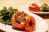 トマトのファルシー - おいしい便り