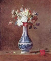 第59回《〜これまで誰も教えてくれなかった〜『絵画鑑賞白熱講座』》 ロココ時代、静けさの巨匠:ジャン・シメオン・シャルダン - ルドゥーテのバラの庭のブログ