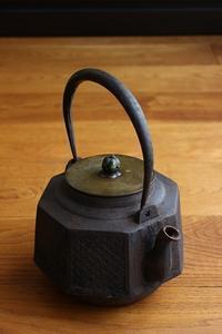 鉄瓶ふたつその後の展開 - 満足満腹  お茶とごはん