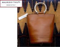 MAURIZIO TAIUTI ::: Circle handle tote - minca's sweet little things