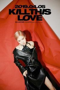 BLACKPINK ロゼ、ニューミニアルバム「KILL THIS LOVE」個人予告イメージを公開…抜群のビジュアル - Niconico Paradise!