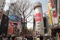 3月28日㈭の109前交差点 - でじたる渋谷NEWS