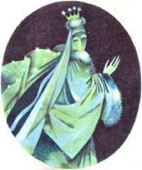 Виктор Пивоваров画の「雪の女王」 - Books