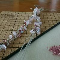 きれいな桜色と垂れる鼻水 - ひとり時間