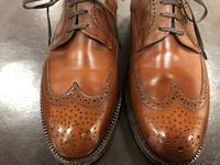 シミになりやすい靴・なりにくい靴 - 池袋西武5F靴磨き・シューリペア工房