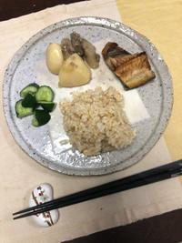 ごぼうとじゃがいものそぼろ煮 - 庶民のショボい食卓