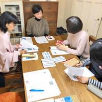 「刺繍教室 de ホメオパシー講座 第2期(2)」開催しました。 - 浜松の刺繍教室 l'Atelier de foyu の 日々