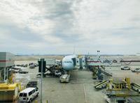 カナダより2019(復路) #旅 #空港 #カナダ #トロント #飛行機 - マコト日記